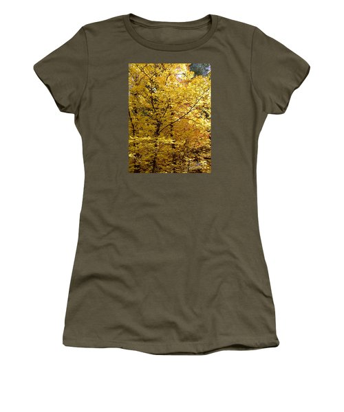 Fall Colors 6371 Women's T-Shirt (Athletic Fit)