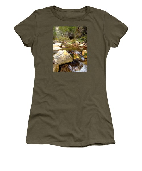 Fall Colors 6390 Women's T-Shirt (Athletic Fit)