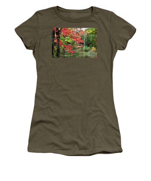 Fall Foliage  Women's T-Shirt
