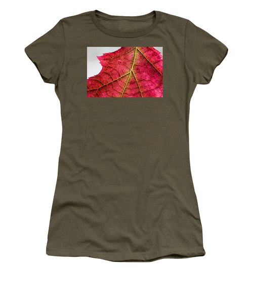 Fall Leaf Women's T-Shirt