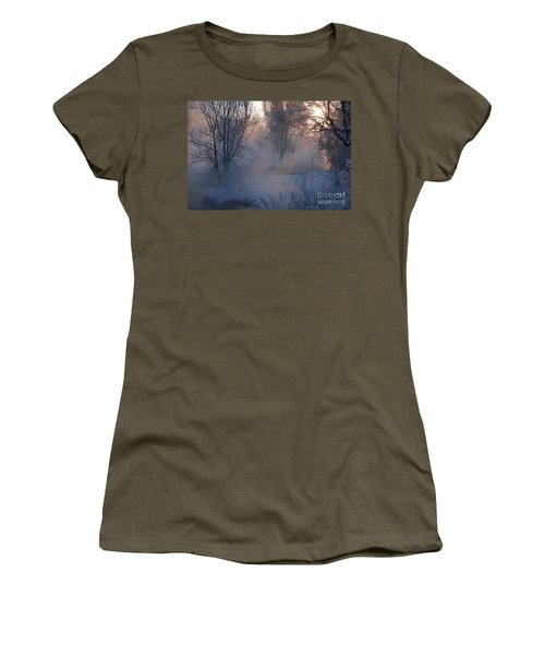 Fall River Steam Women's T-Shirt