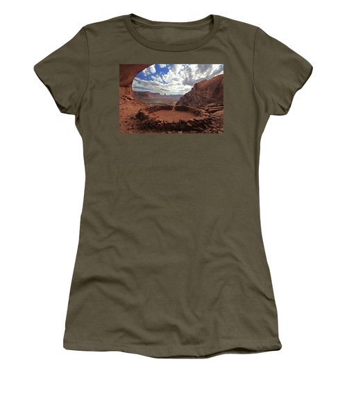 False Kiva Women's T-Shirt (Athletic Fit)