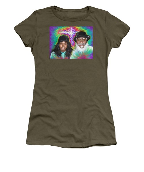 Father And Daughter Spirit Ministry  Women's T-Shirt