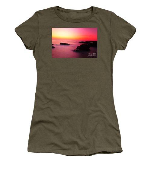 Fine Art - Pink Sky Women's T-Shirt