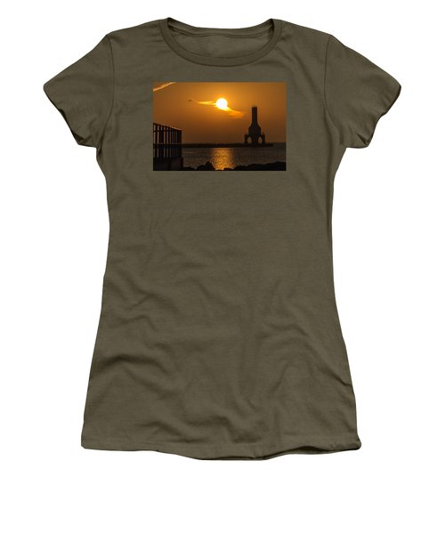 Fire Sky II Women's T-Shirt