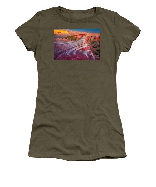 Fire Wave Women's T-Shirt