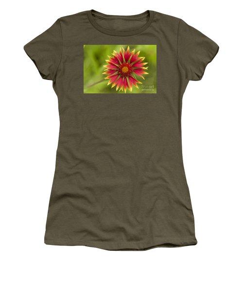 Firewheel Women's T-Shirt (Athletic Fit)
