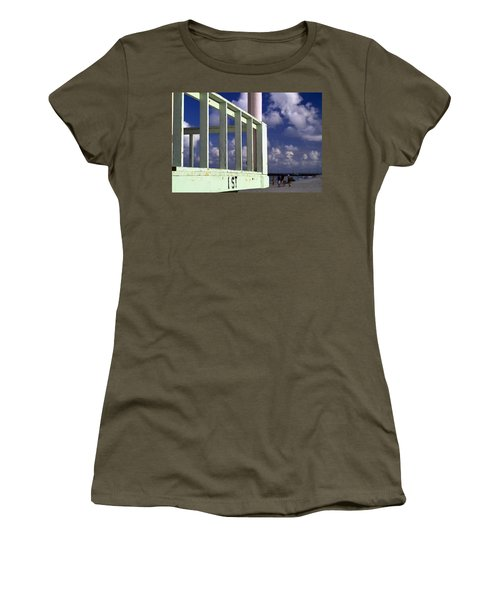First Street Porch Women's T-Shirt