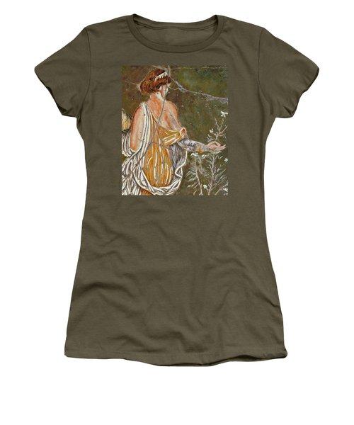 Flora - Study No. 1 Women's T-Shirt (Athletic Fit)