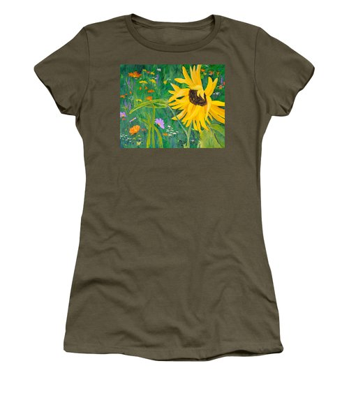 Flower Fun Women's T-Shirt