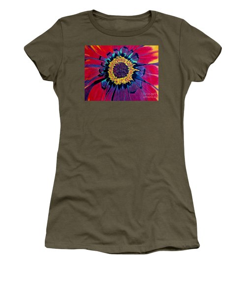 Flowerburst Women's T-Shirt