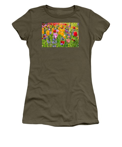 Flowers Everywhere Women's T-Shirt