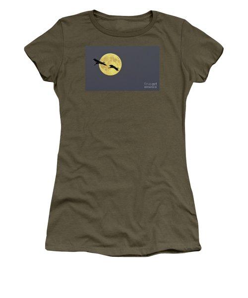 Moonlight Flight Women's T-Shirt