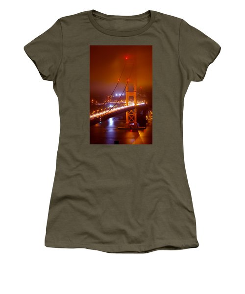 Foggy Golden Gate Women's T-Shirt