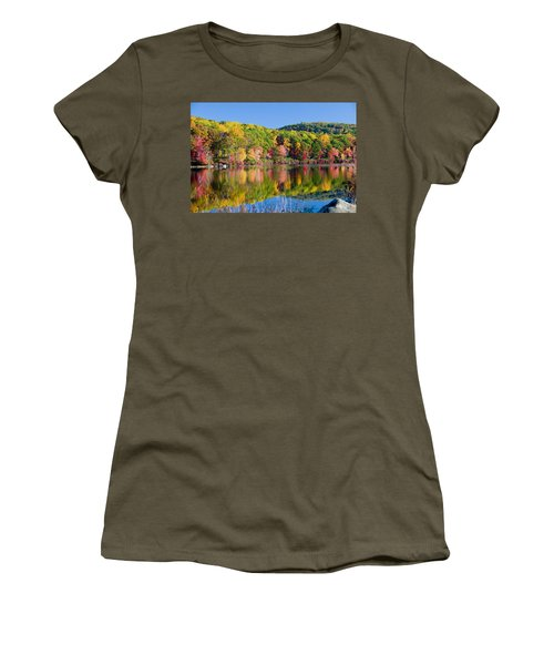 Foilage In The Fall Women's T-Shirt