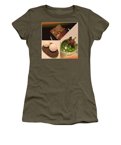 Snacks At Castagna Women's T-Shirt