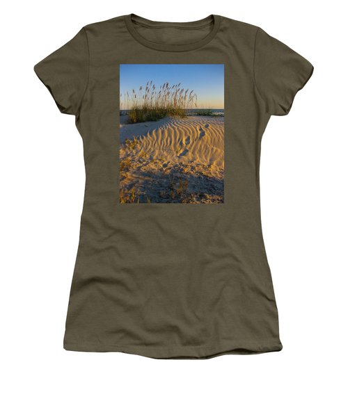 Footprints Women's T-Shirt