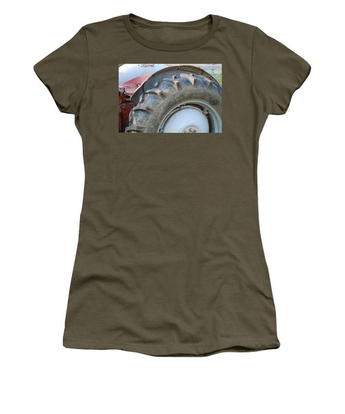 Ford Tractor Women's T-Shirt