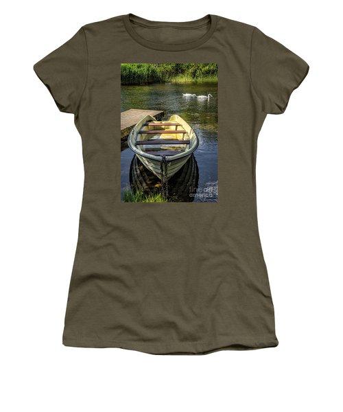 Forgotten Boat Women's T-Shirt