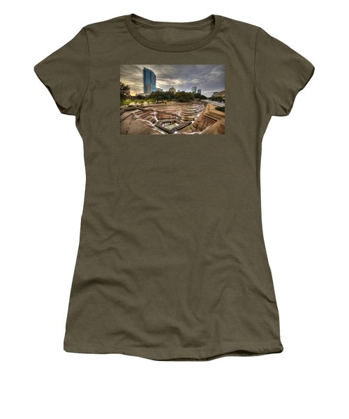 Fort Worth Water Garden Women's T-Shirt