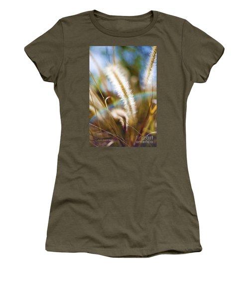 Fountain Grass Women's T-Shirt