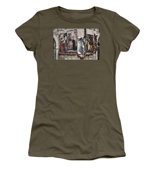 Four Posters Women's T-Shirt