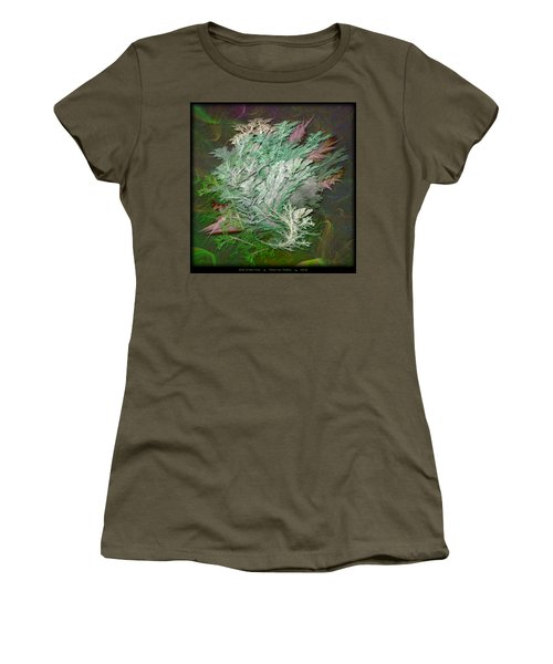 Fractal Ferns Women's T-Shirt