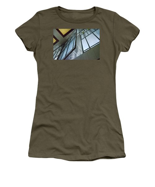 Frank Lloyd Wright's Open Window Women's T-Shirt