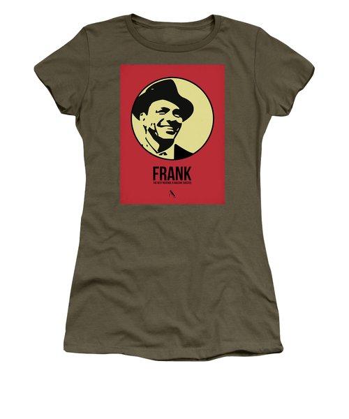 Frank Poster 2 Women's T-Shirt