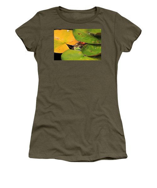 Frog Pond 3 Women's T-Shirt (Athletic Fit)