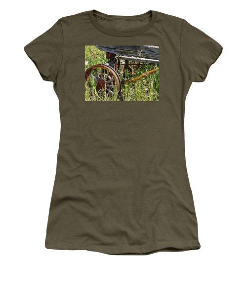 From Rust To Grass Women's T-Shirt