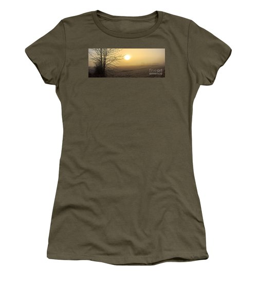Frosty Sunrise Women's T-Shirt