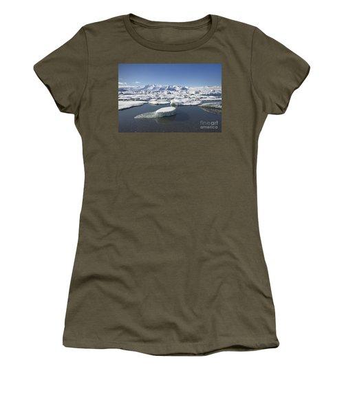 Frozen Paradise Women's T-Shirt