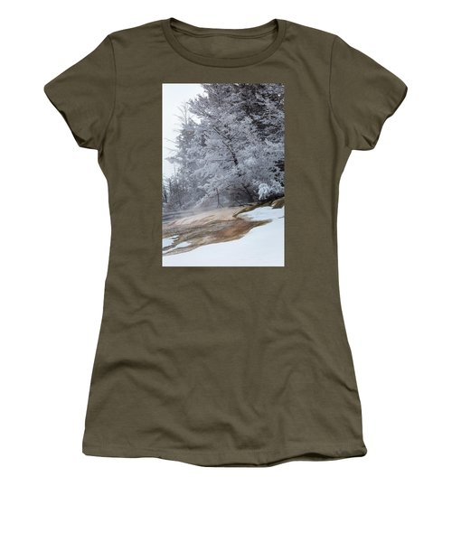 Frozen Tree Women's T-Shirt