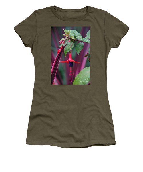 Fuchsia Delight Women's T-Shirt