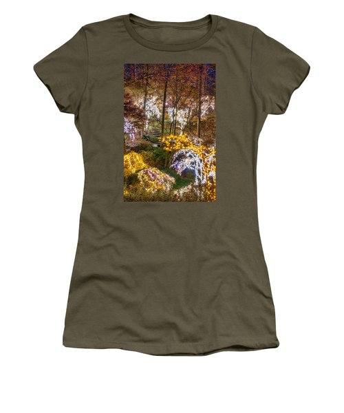 Golden Valley - Full Height Women's T-Shirt