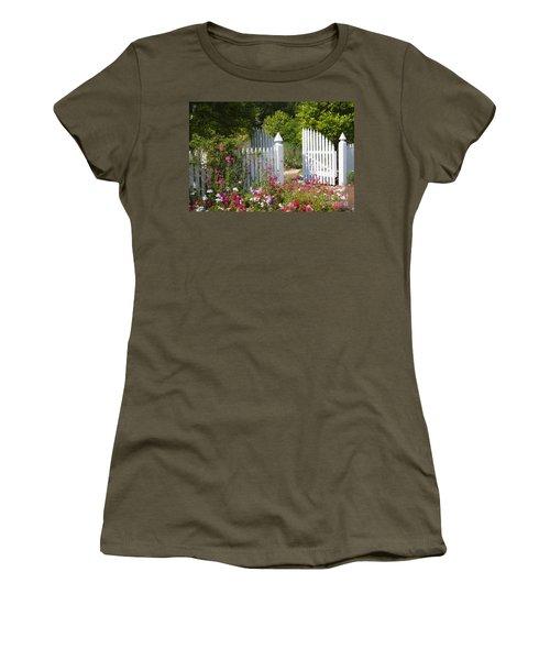 Garden Gate Women's T-Shirt