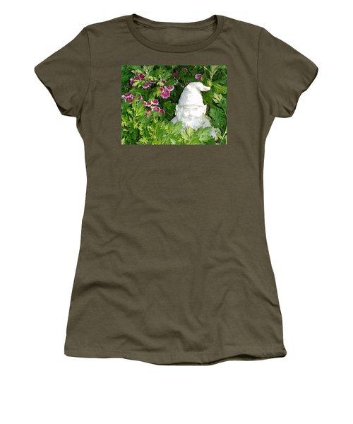 Garden Gnome Women's T-Shirt