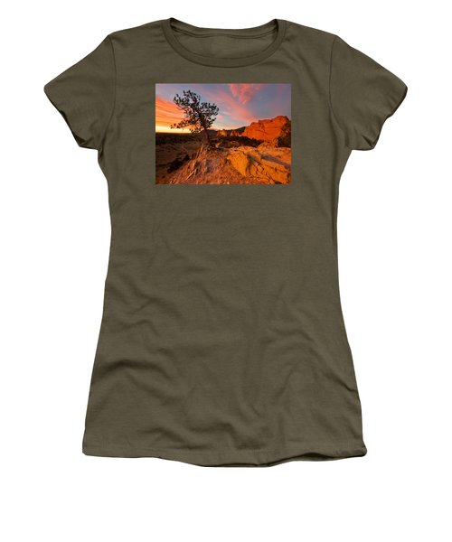 Garden Sunrise Women's T-Shirt