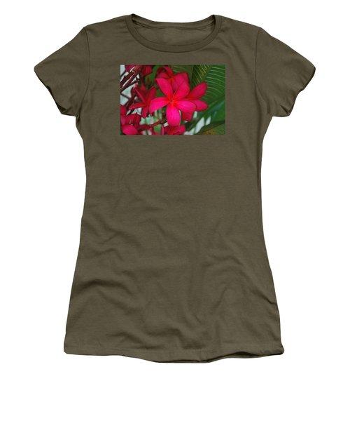 Garden Treasures Women's T-Shirt (Junior Cut) by Miguel Winterpacht