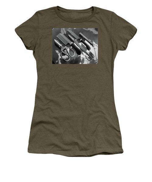 Gardening Tools Women's T-Shirt