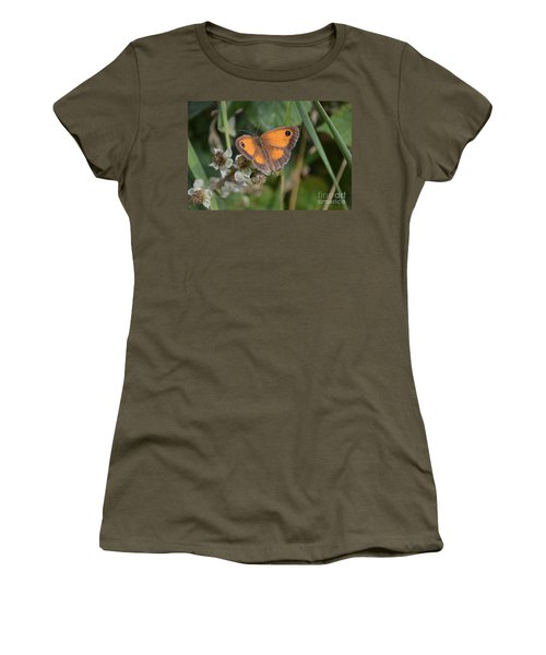 Gatekeeper Butteryfly Women's T-Shirt