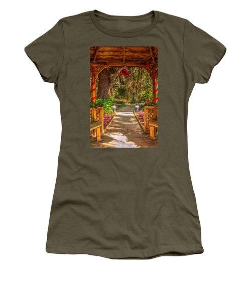 Gazebo Bells Women's T-Shirt