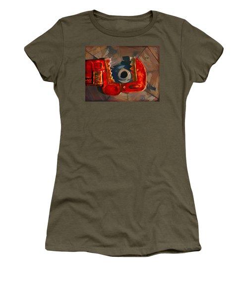 Get A Grip Women's T-Shirt