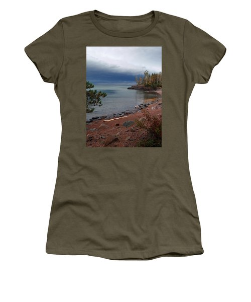 Get Lost In Paradise Women's T-Shirt (Athletic Fit)