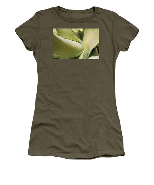 Giant Agave Abstract 9 Women's T-Shirt