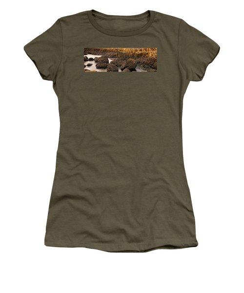 Giants Causeway, Antrim Coast, Northern Women's T-Shirt
