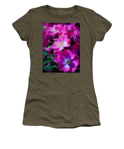 Glorious Blooms Women's T-Shirt