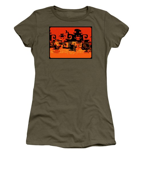 Gnarly Silhouette Parade Women's T-Shirt