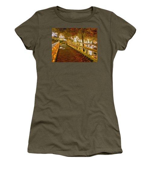 Golden Bridge Women's T-Shirt